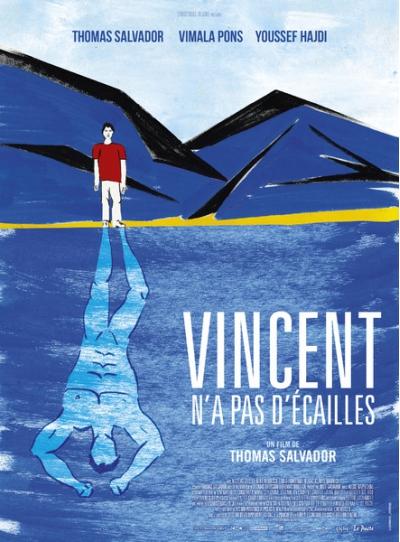 Vincent n'a pas d'écaille