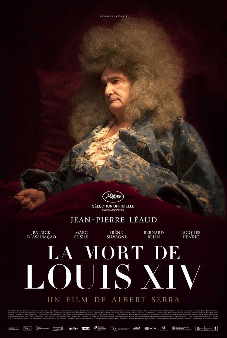 LA MORT DE LOUIS XIV