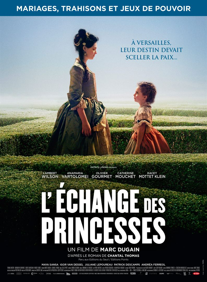 L'ÉCHANGE DES PRINCESSES