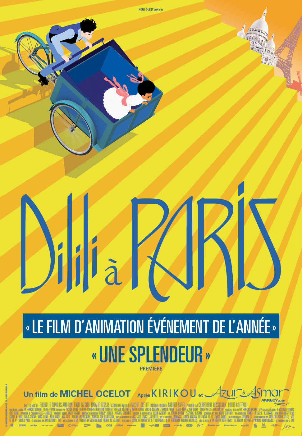 DILILI À PARIS