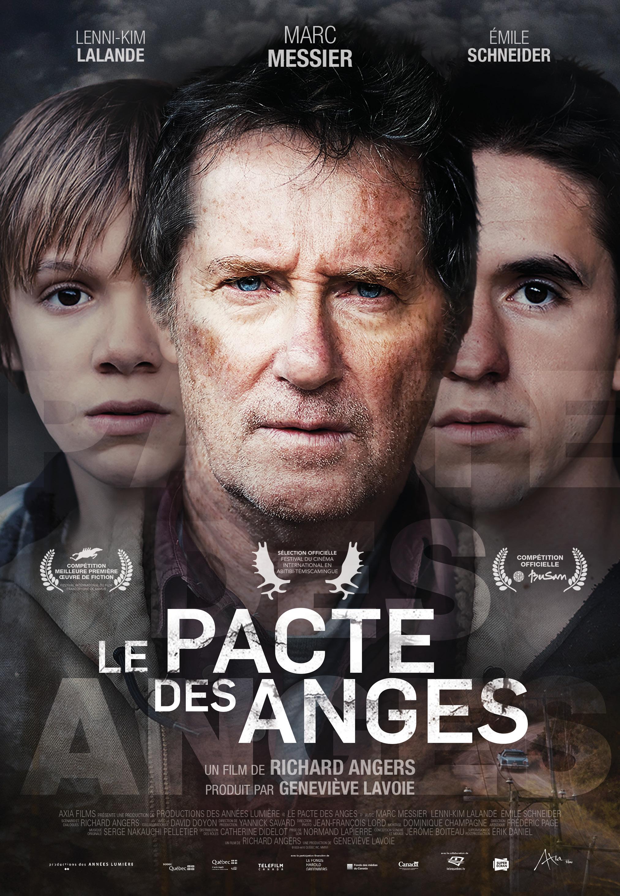 LE PACTE DES ANGES