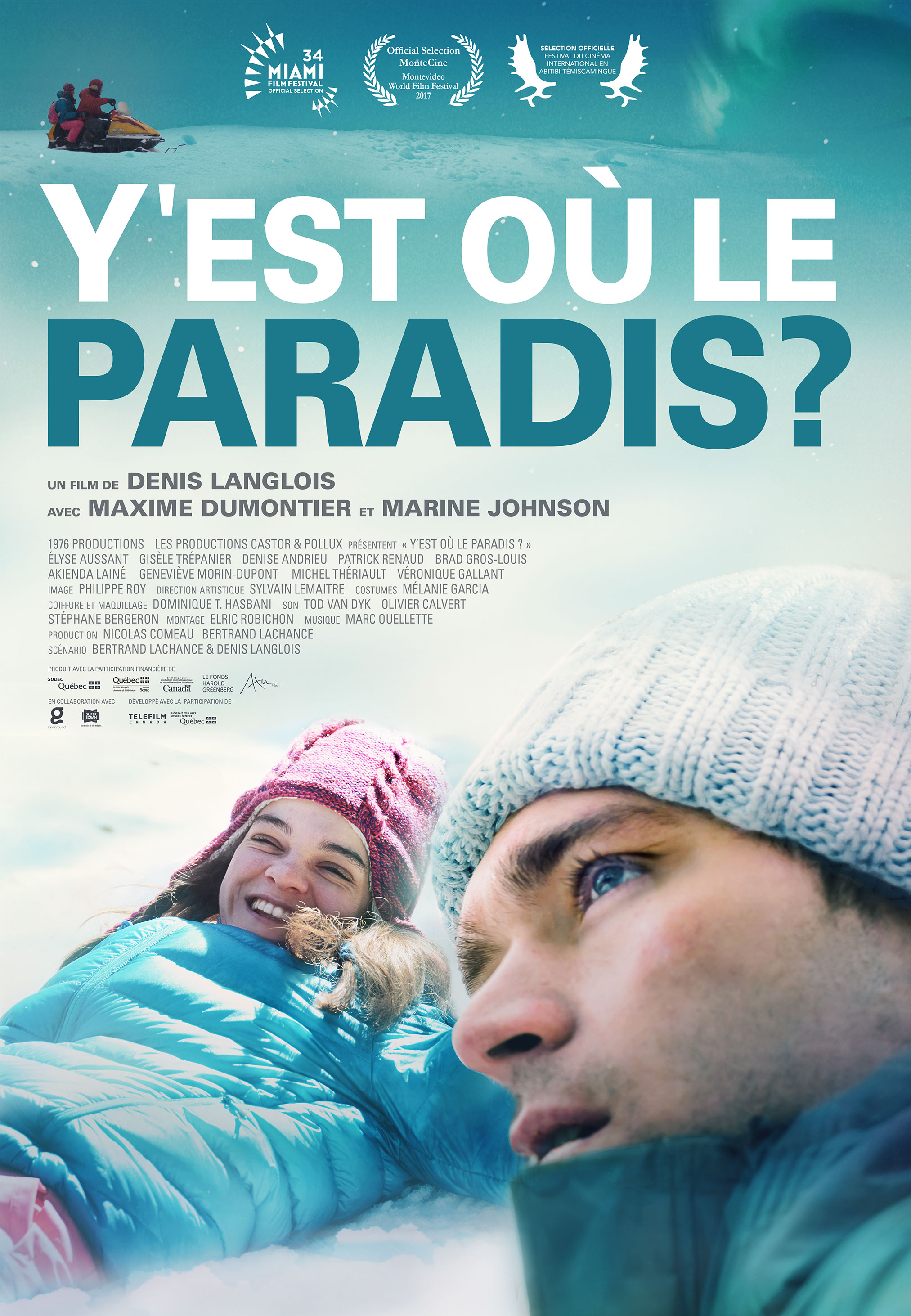 Y'EST OÙ LE PARADIS