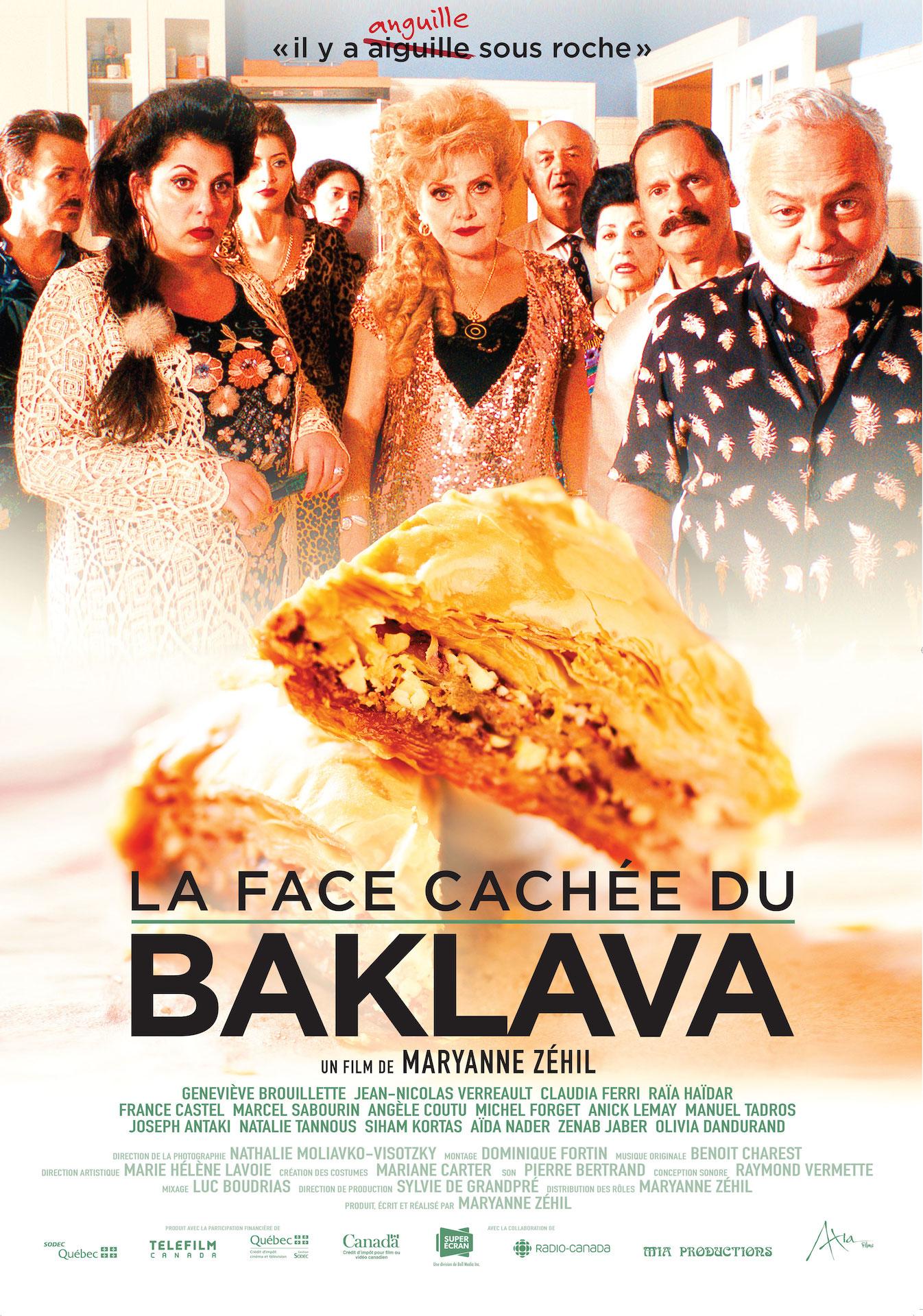 LA FACE CACHÉE DU BAKLAVA